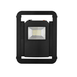 Rechargable Floodlight black