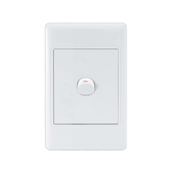 Saver Series: 1 Lever Wall Switch- 2Way
